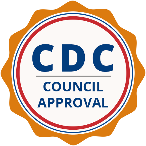 CDC Approval