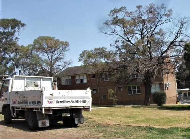 House property demolitions in sydney