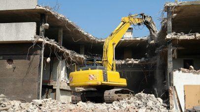 commercial demolition sydney